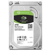 LANGSUNG ORDER Seagate Barracuda 2TB - HDD PC 3.5 Inch - Internal Hard
