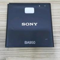 Baterai Original Sony Xperia Zr Ba950 Ba-950 Battrey Batrai Batre Hp