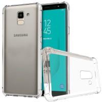 Anti Crack Silicone Pelindung hp Samsung J8 2018