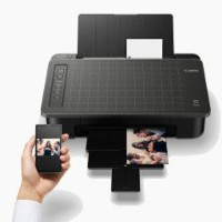 Printer Canon Pixma TS307 Print Copy Wireless NEW Origi Murah