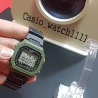 CASIO UNISEX W-218H-3A iLLUMINATOR ORIGINAL