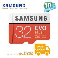 PROMO SALE - Samsung Evo PLUS 32GB MicroSDHC UHS-I Class 10 + Adapter