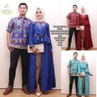 -Batik Couple Long Azkana