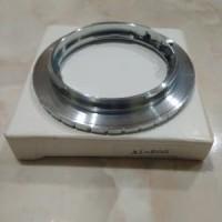 Adapter lensa Nikon ke Body Canon (Ai-Eos) Limited