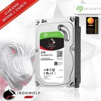 HDD Internal PC Seagate NAS PRO 2TB SATA3 7200 RPM