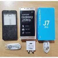 Samsung Galaxy J7 Pro Second Ram 3/32 GB-Warna GOLD