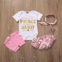 Pakaian bayi import