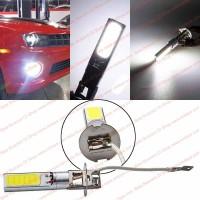 Harga lampu kabut mobil 6000k replacement h3 cob led xenon car fog lamp | Hargalu.com