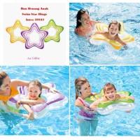 Ban Renang Anak 74cmx71cm Swim Star Rings - Intex 59243