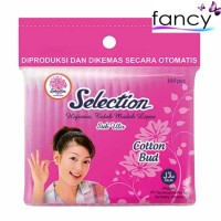 Cotton Bud Selection isi 100