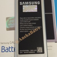 ORIGINAL 100% Baterai Batre Batere Battery Samsung Galaxy S5 G900 ORI