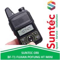 Taffware Radio HT Mini BF-T1 20CH UHF - Fujian Pofung Original