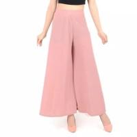 JCFashion Celana Kulot Panjang Kaki Lebar Wanita Model Terbaru - Kulot