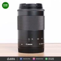 [SECONDHAND] Canon EFM 55-200mm IS STM - 0494 @Gudang Kamera Malang
