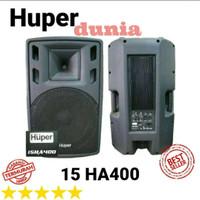 Speaker Aktif HUPER 15 HA 400 (15inch) ORIGINAL