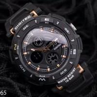 Jam Tangan Pria Sporty Digitec Original DG 3065