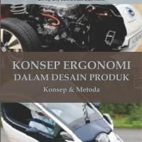 Buku Konsep Ergonomi dalam Desain Produk