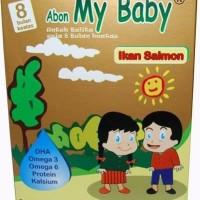 Harga Abon Bayi Salmon Travelbon.com
