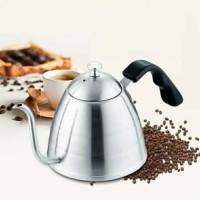 Teko Kopi Stainless Steel - Teko Kopi Leher Angsa - Coffee Kettle