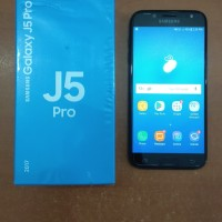 Samsung Galaxy J5 Pro Black Second Fullset