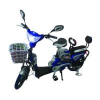 Harga sepeda listrik earth platinum merk super | Pembandingharga.com