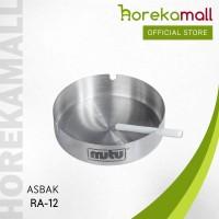 Asbak stainless steel Mutu RA-12