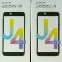 HP SAMSUNG GALAXY J4 (J 4 RAM 2/16 GB-2GB INTERNAL 16GB) GARANSI RESMI