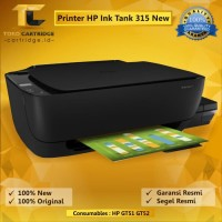 Printer HP 315 Ink Tank All in One Inktank HP315 infus Print Scan Copy