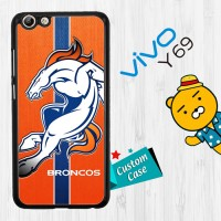 denver broncos W4904 Casing HP Vivo Y69 Custom Case Cover