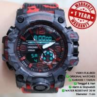 FLASH SALE! Jam tangan G-SHOCK VISIONER VS-8038 WATER RESISTANT WR30M