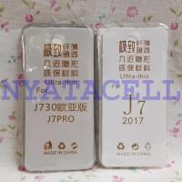 TERMURAH Case Ultrathin Samsung Galaxy J7 Pro J730 /Softcase/Silikon/J