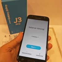SAMSUNG GALAXY J3 PRO SECOND EX DEMO LIVE 890896 - BLACK