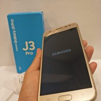 SAMSUNG GALAXY J3 PRO SECOND EX DEMO LIVE 19502 - GOLD