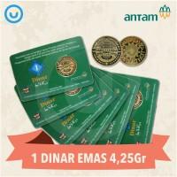 Harga 1 Dinar Emas DaftarHarga.Pw