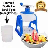 Harga ice shaver alat serutan es mesin parut es   Hargalu.com