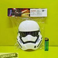 Topeng Storm Trooper Ada Lampu (SNI)