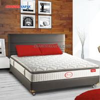 Springbed Romance R145 Pillowtop, 1 Set, uk. 160x200 Kasur Nyaman