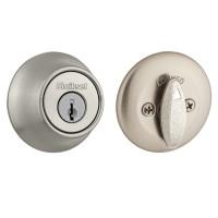 Kunci Pintu Deadbolt Single Cylinder | KWIKSET DB.SC.660 US15 (satin)