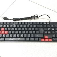 PERLENGKAPAN KOMPUTER KEYBOARD STANDART USB