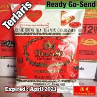 Thai Tea Mix Number One Chatramue Brand 400 gram