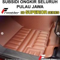 Karpet Mobil 5D All New Ertiga 2018-Up 3baris FRONTIER SUPERIOR