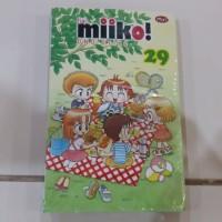 Komik Hai Miiko! 29 (Premium) + Bonus Pouch