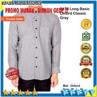 Harga baju kemeja pria lengan panjang kemeja polos pria termurah | Hargalu.com