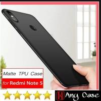 Xiaomi Redmi Note 5 Note 5 Pro Case Soft Casing Hp Slim Cover