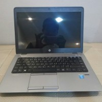Laptop hp Elitebook 840 g1 core i5 gen 4 second mantap