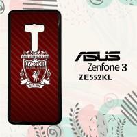 Casing Asus Zenfone 3 ZE552KL HP Liverpool Wallpaper L0177