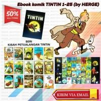 komik TINTIN 1-25 (by HERGE) ebook