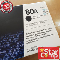 Hp LaserJet 80A Black Toner CF280A