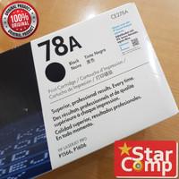 Hp LaserJet 78A Black Toner CE278A