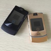 Hp Lipat Motorola RAZR V3 Original GSM Bukan nokia lipat samsung lipat